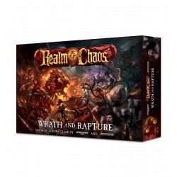 Realm of Chaos: Wrath & Rapture (Inglés)