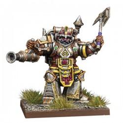 Dwarf Support Pack: Steel Juggernaut (Castellano)
