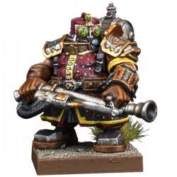 Dwarf Support Pack: Flame Priest (Castellano)