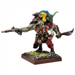 Firebrand Mercenary Booster (Spanish)