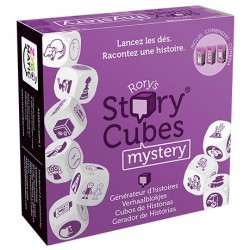 Story Cubes Mystery (Spanish)