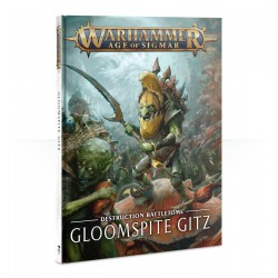 Battletome: Gloomspite Gitz (Spanish)