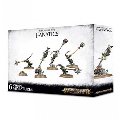Gloomspite Gitz Fanatics (6)