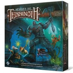 Héroes de Terrinoth (Spanish)