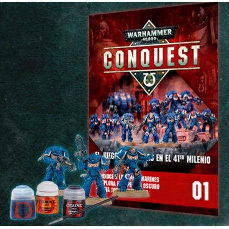 Warhammer 40000: Conquest - Fascículo 1