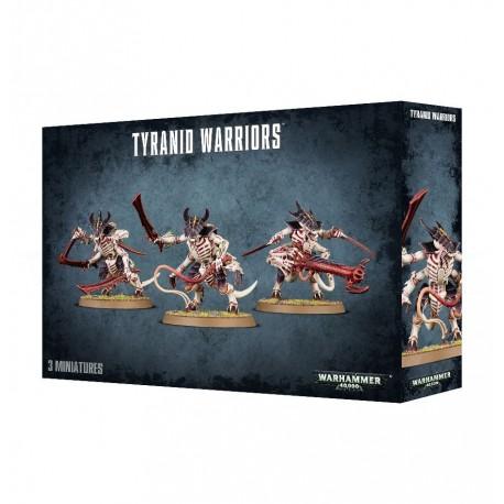 Guerreros Tiránidos (3)