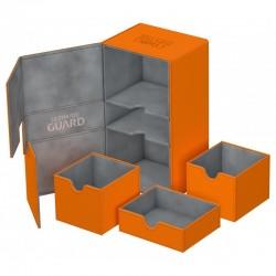Twin Flip'n'Tray 200+ XenoSkin Orange