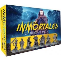 Highlander Los Inmortales The Boardgame (Spanish)