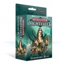 Nightvault: Cazadores Divinos Jurados (Castellano)