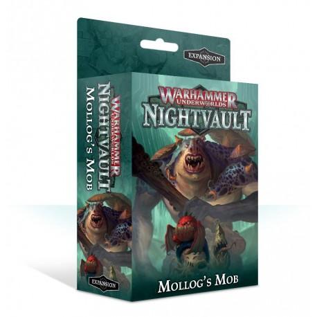 Nightvault: Mollog's Mob (Castellano)