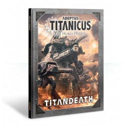 Adeptus Titanicus: Titandeath (Inglés)