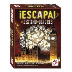 Escapa!: El Destino de Londres
