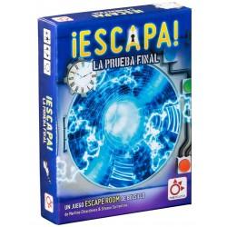 Escapa!: La Prueba Final (Spanish)