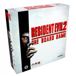 Resident Evil 2 The Board Game (English)