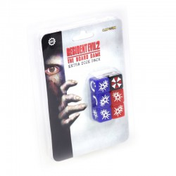 Resident Evil 2: Extra Dice Set