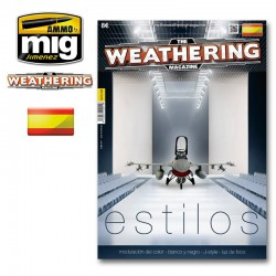 The Weathering Magazine 12: Estilos