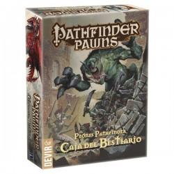Pathfinder - Peones Caja del Bestiario (Spanish)
