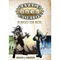 Savage Worlds (Spanish)