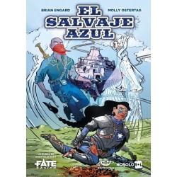 El Salvaje Azul (Spanish)