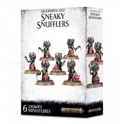 Gloomspite Gitz Sneaky Snufflers (6)