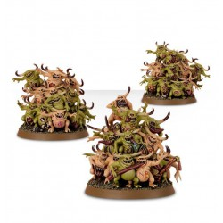 Daemons of Nurgle Nurglings (3)