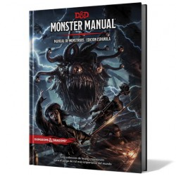 Dungeons & Dragons Manual de Monstruos Edición Española