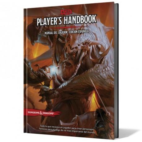 Dungeons & Dragons Manual Del Jugador Edición Española (Spanish)