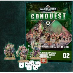 Warhammer 40000: Conquest - Fascículo 2