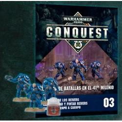 Warhammer 40000: Conquest - Fascículo 3