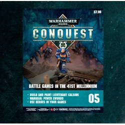 Warhammer 40000: Conquest - Fascículo 5