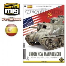 The Weathering Magazine 24: Mismo Vehículo, Nuevo Propietario (Spanish)