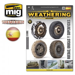 The Weathering Magazine 25: Ruedas, Orugas y Superficies