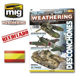 The Weathering Magazine 3: Desconchones