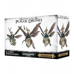 Daemons of Nurgle Plague Drones (3)