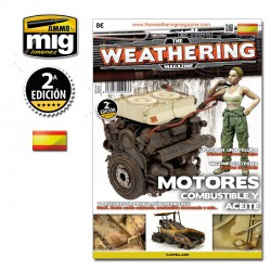The Weathering Magazine 4: Motores, Combustible Y Aceite (Spanish)