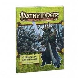 Pathfinder - El Regente de Jade 4: El Bosque de Los Espíritus (Spanish)