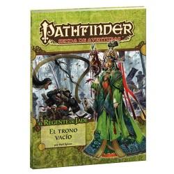 Pathfinder - El Regente de Jade 6: El Trono Vacío (Spanish)