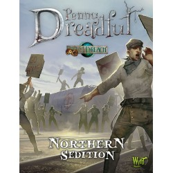 Through The Breach - Northern Sedition Penny Dreadful