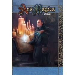 Ars Magica 5ª Edición (Spanish)