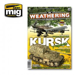 The Weathering Magazine 6: Kursk y Vegetacion