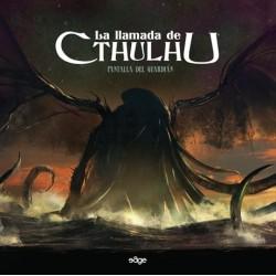 Pantalla Del Guardián (La Llamada de Cthulhu) (Spanish)