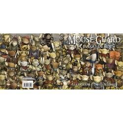 Mouse Guard El Juego de Rol (Spanish)