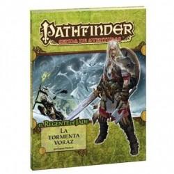 Pathfinder - El Regente de Jade 3: La Tormenta Voraz (Spanish)