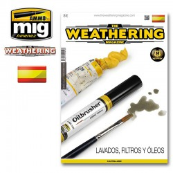 The Weathering Magazine 17: Lavados, Filtros Y Óleos (Spanish)