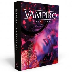 Vampiro: La Mascarada 5ª Edición (Spanish)