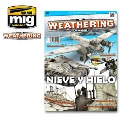 The Weathering Magazine 7: Hielo Y Nieve (Spanish)