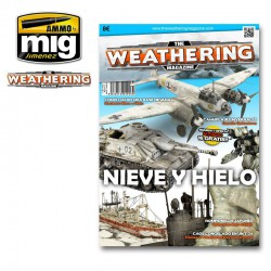 The Weathering Magazine 7: Hielo Y Nieve (Spanish)