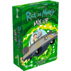 Rick & Morty. Mix Up (Spanish)