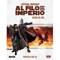 Star Wars: Al Filo del Imperio Pantalla del Dj