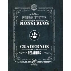 Pequeños Dectectives de Monstruos: Cuaderno de Campo